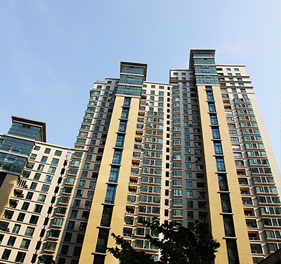 Kaixinhaoyuan Apartments(Abest Zhongshan Park No.2) Shanghai hotel service apartment weekly monthly mansion business
